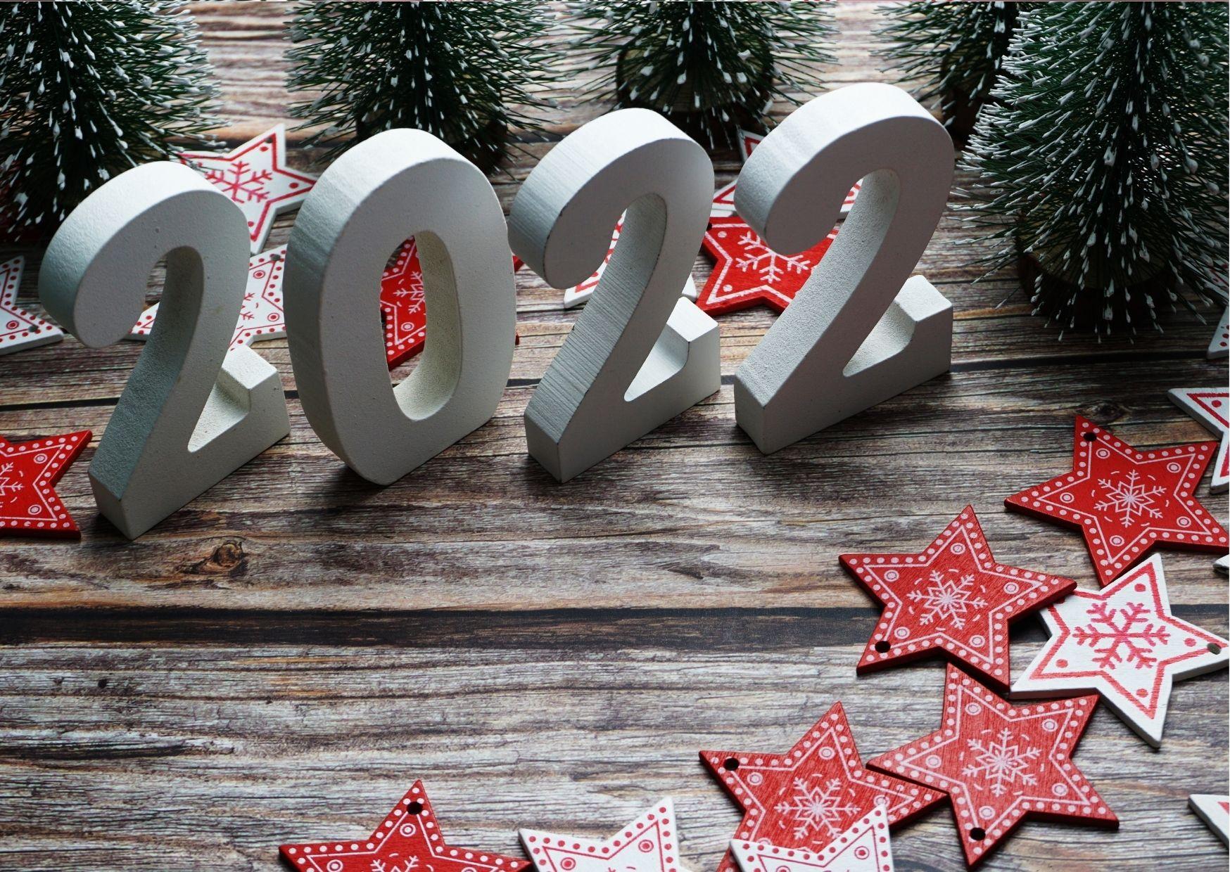 bonne année 2022 image