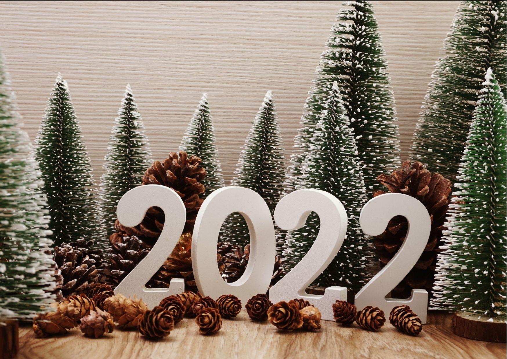 image gratuite bonne année 2022