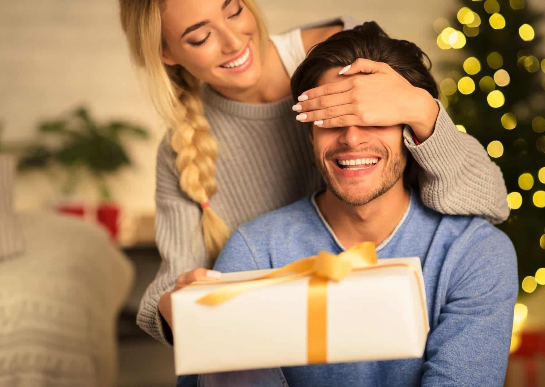 Remercier sa femme pour un cadeau