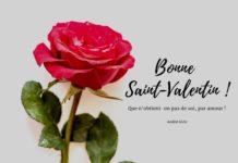 carte saint valentin à imprimer