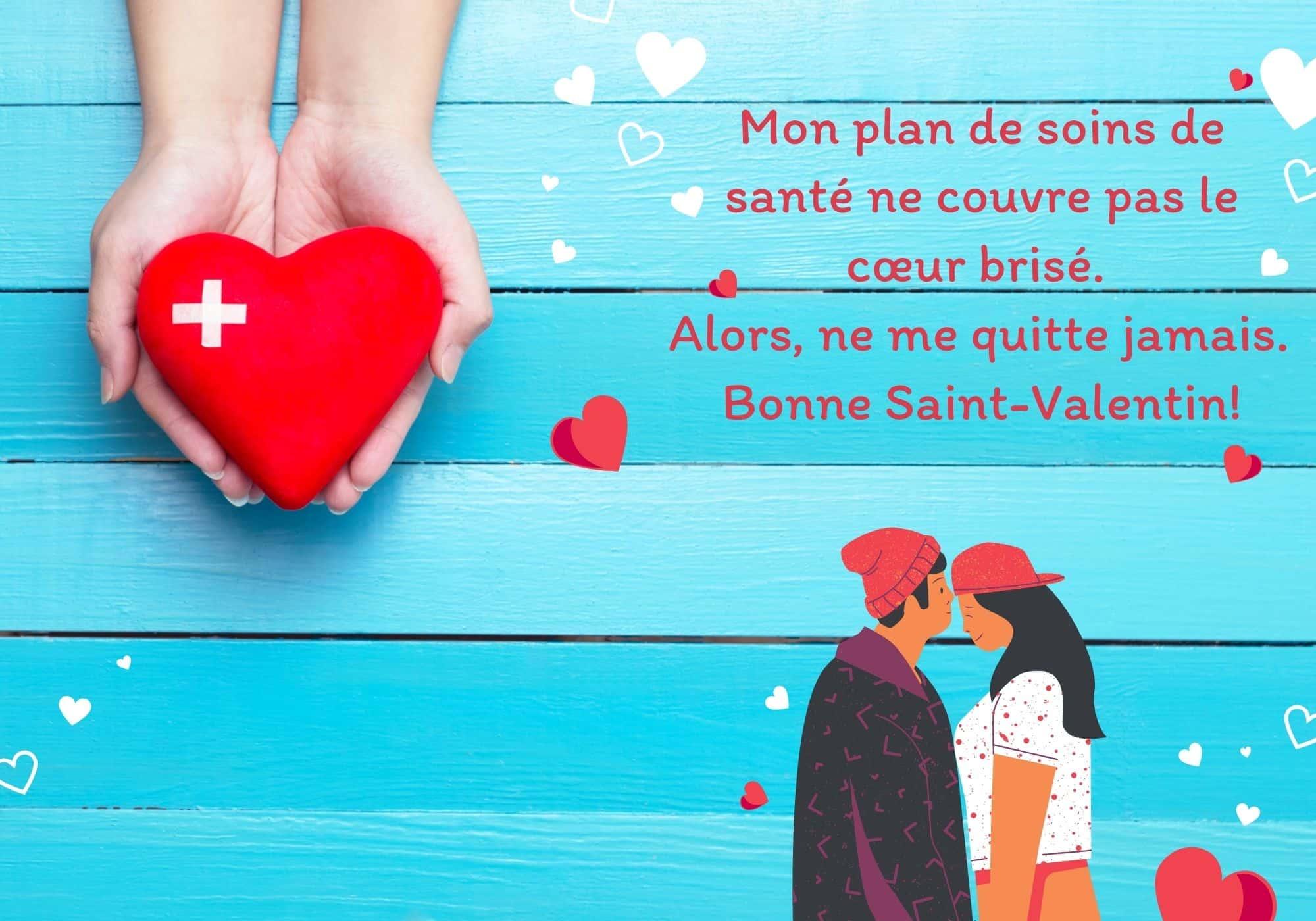 image humour saint valentin