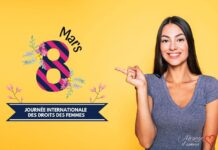 8 Mars journée internationale des droits de femmes