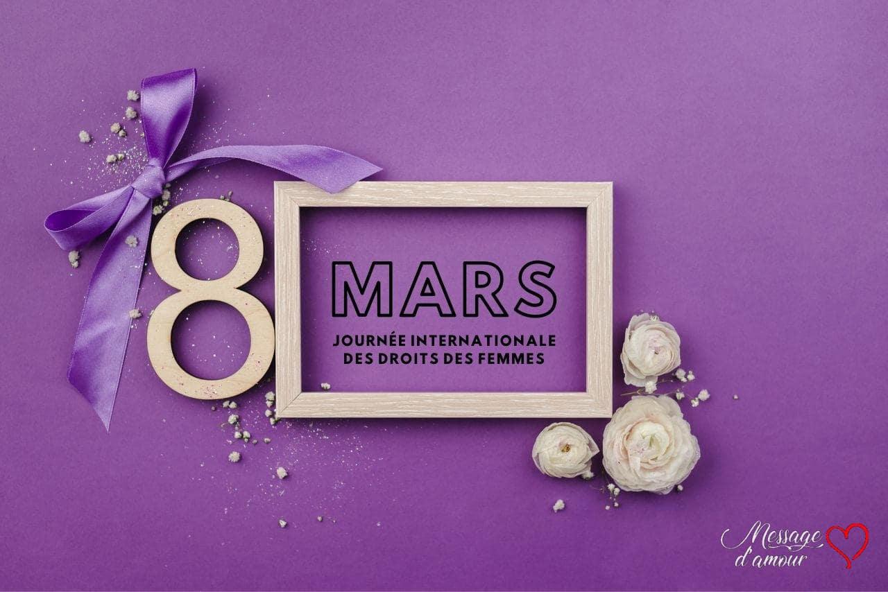 journée des droits de la femme 8 mars