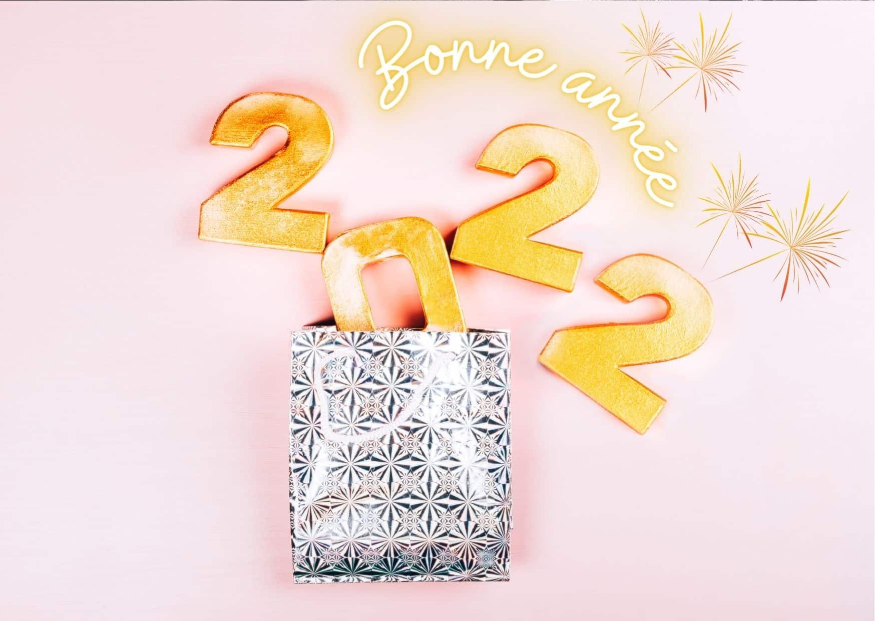 cadeau bonne année 2022